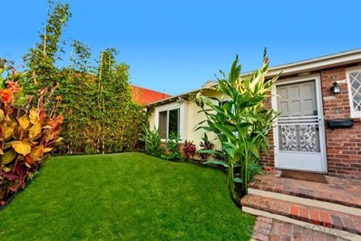 447 Westbourne Street, La Jolla, CA 92037 - MLS#: 200034087