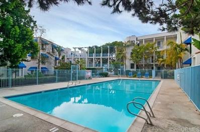 8324 Regents Road UNIT 2K, San Diego, CA 92122 - MLS#: 200034699