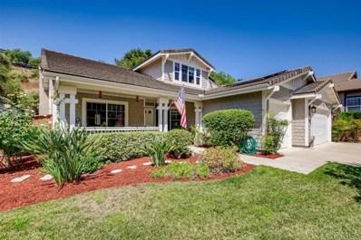 373 Oak Valley Ln, Escondido, CA 92027 - MLS#: 200035796