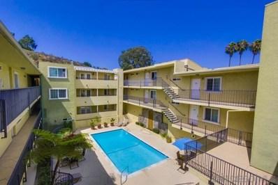 5055 Collwood Blvd, UNIT 312, San Diego, CA 92115 - MLS#: 200035800