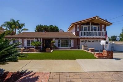 1571 Zephyr Ave, El Cajon, CA 92021 - MLS#: 200036009