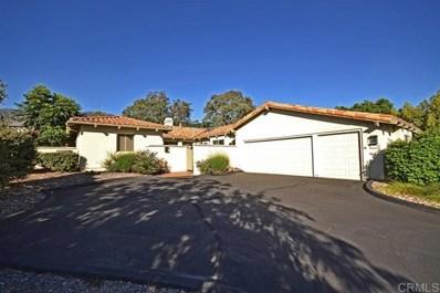16140 EL TAE, Pauma Valley, CA 92061 - MLS#: 200036042