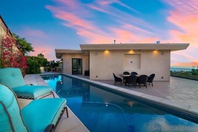 5756 La Jolla Mesa Drive, La Jolla, CA 92037 - MLS#: 200036109