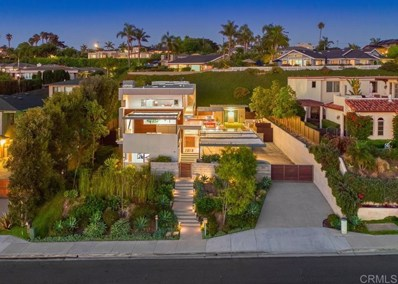 134 S Granados Avenue, Solana Beach, CA 92075 - MLS#: 200036114