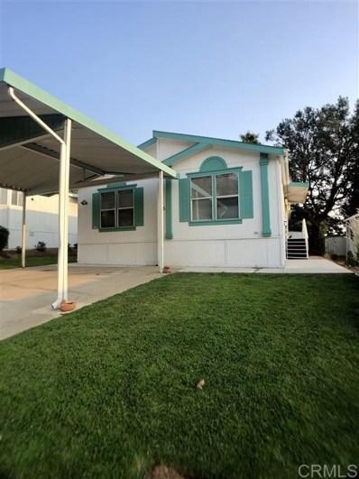 1120 Pepper Drive UNIT 85, El Cajon, CA 92021 - MLS#: 200036466