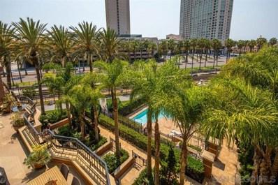 500 W Harbor Drive UNIT 418, San Diego, CA 92101 - MLS#: 200036476