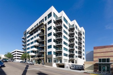 1551 4Th Ave UNIT 504, San Diego, CA 92101 - MLS#: 200036589