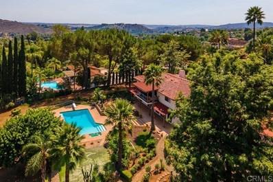 14260 Hacienda Ln, Poway, CA 92064 - MLS#: 200036682