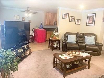 390 N 1st Street UNIT 21, El Cajon, CA 92021 - MLS#: 200036909