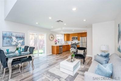 2560 Bancroft Dr UNIT 2, Spring Valley, CA 91977 - MLS#: 200037435