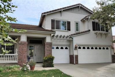 3244 Oak Wood Ln, Escondido, CA 92027 - MLS#: 200037461