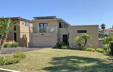 3433 Jarvis St, San Diego, CA 92106 - MLS#: 200037598