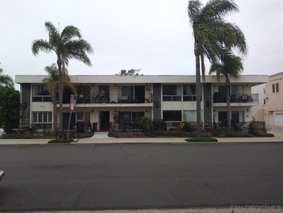 1910 Roosevelt Ave UNIT 5, San Diego, CA 92109 - MLS#: 200037695