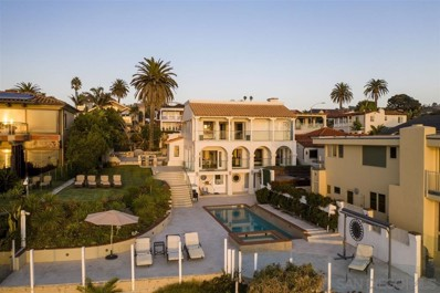 7310 Vista Del Mar, La Jolla, CA 92037 - MLS#: 200037958