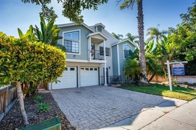 4357 Oregon UNIT 1, San Diego, CA 92104 - MLS#: 200038024