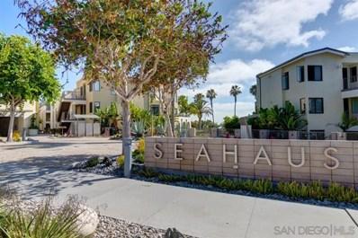 5450 La Jolla Blvd. UNIT D102, La Jolla, CA 92037 - MLS#: 200038346