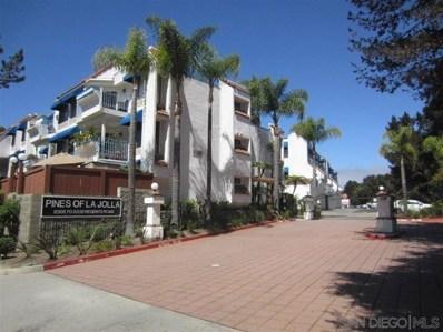 8310 Regents Road UNIT Unit 3E, San Diego, CA 92122 - MLS#: 200038347
