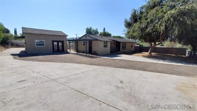 3555 Helix St, Spring Valley, CA 91977 - MLS#: 200038364
