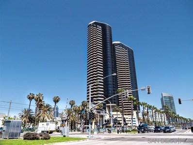100 Harbor Drive UNIT 3305\/33>, San Diego, CA 92101 - MLS#: 200038414