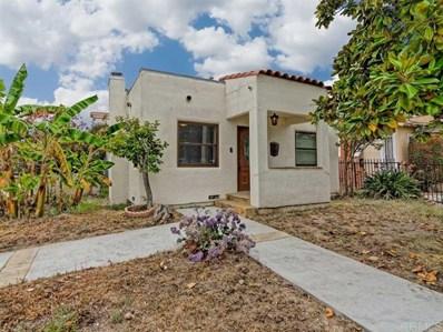 4202 Illinois, San Diego, CA 92104 - MLS#: 200038539
