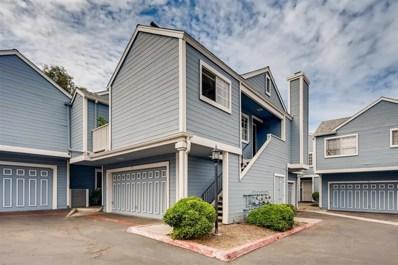 9979 Maya Linda Rd UNIT 62, San Diego, CA 92126 - MLS#: 200039284