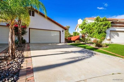1614 Greenwick place, El Cajon, CA 92019 - MLS#: 200039474