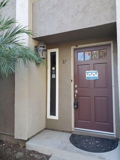 10248 Maya Linda Rd UNIT 37, San Diego, CA 92126 - MLS#: 200039591
