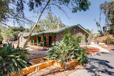 1750 Hilo Drive, Vista, CA 92081 - MLS#: 200039710