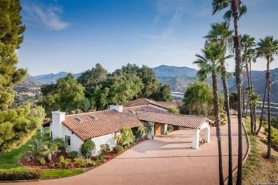 8744 El Camino De Pinos, Escondido, CA 92026 - MLS#: 200040358
