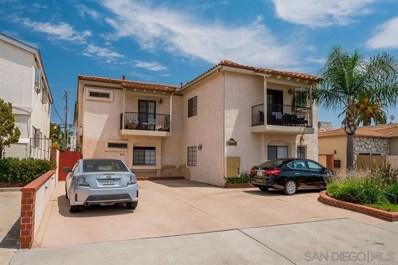4153 IDAHO STREET UNIT 7, San Diego, CA 92104 - MLS#: 200040363