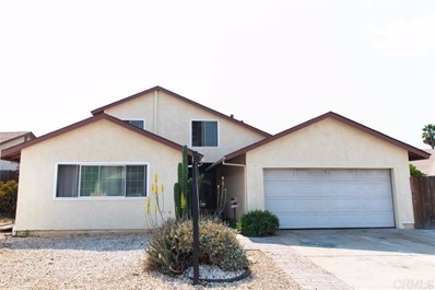 2350 Doubletree Rd., Spring Valley, CA 91978 - MLS#: 200040657