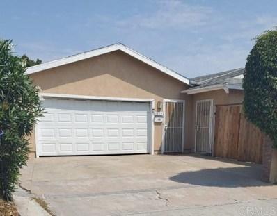 1505 Thermal Ave, San Diego, CA 92154 - MLS#: 200040762