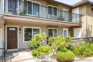 1440 Oakdale UNIT 03, El Cajon, CA 92021 - MLS#: 200040815