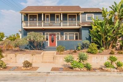 1955 Edgemont St, San Diego, CA 92102 - MLS#: 200040933