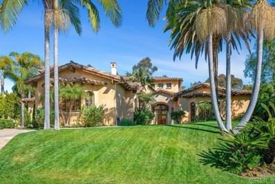 5134 Rancho Verde Trail, San Diego, CA 92130 - MLS#: 200041117