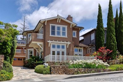 1447 Park Row, La Jolla, CA 92037 - MLS#: 200041223