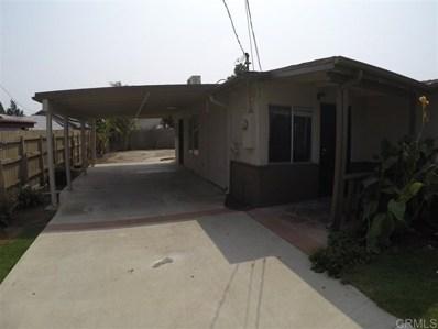 326 W California Ave, Vista, CA 92083 - MLS#: 200041348