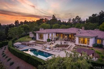 5442 San Elijo, Rancho Santa Fe, CA 92067 - MLS#: 200041614