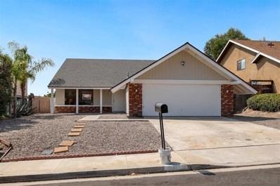340 Dorsey Way, Vista, CA 92083 - MLS#: 200041765