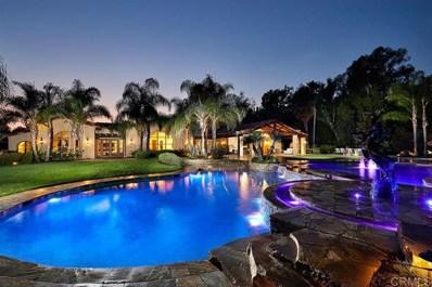 16409 Via De Santa Fe, Rancho Santa Fe, CA 92067 - MLS#: 200041989