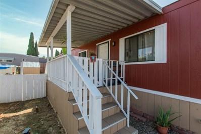 10767 Jamacha Blvd UNIT SPC 268, Spring Valley, CA 91978 - MLS#: 200042043