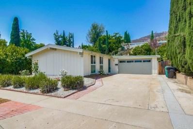 6750 Cowles Mountain Blvd, San Diego, CA 92119 - MLS#: 200042145