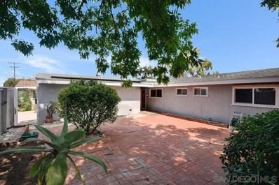 5002 Mount Harris Dr, San Diego, CA 92117 - MLS#: 200042420
