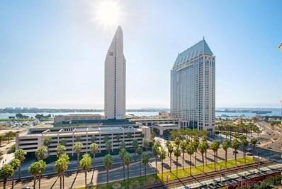 500 W Harbor Dr UNIT 1318, San Diego, CA 92101 - MLS#: 200042919