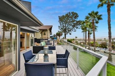 4505 Newport Avenue, San Diego, CA 92107 - MLS#: 200043144
