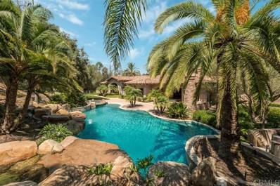 16028 Rambla De Las Flores, Rancho Santa Fe, CA 92067 - MLS#: 200043153
