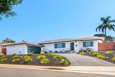 8675 Glenwick Lane, La Jolla, CA 92037 - MLS#: 200043331