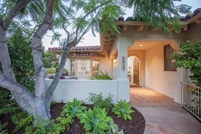 6019 La Flecha, Rancho Santa Fe, CA 92067 - MLS#: 200043347