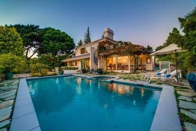 434 Via De Vista, Solana Beach, CA 92075 - MLS#: 200043540