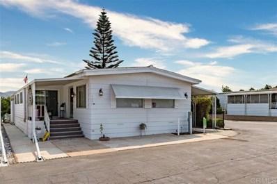1501 Anza Ave UNIT 31, Vista, CA 92084 - MLS#: 200043608